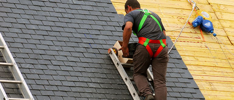 Top Six Tips to Choose a Roofer