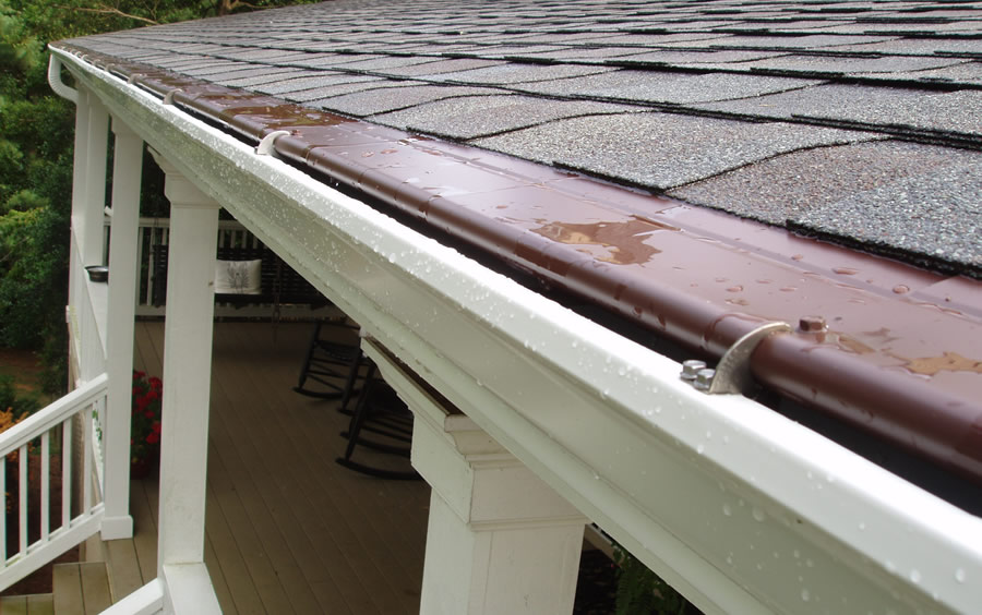 Gutters Install in Cumming