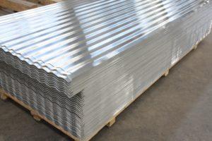 Coated Aluminum roof tile