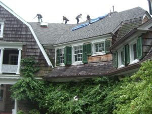 Duluth roof contractor