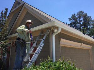 Johns Creek gutter contractor
