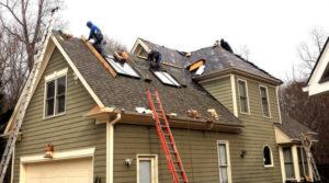 Panthersville roofer