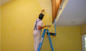 painting Johns Creek