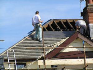 roof repair johns creek