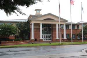 Smyrna city hall