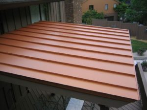 Metal Roof Alpharetta