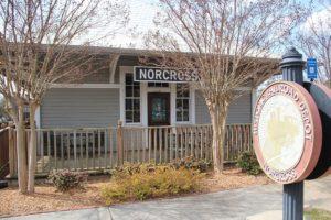norcross depot